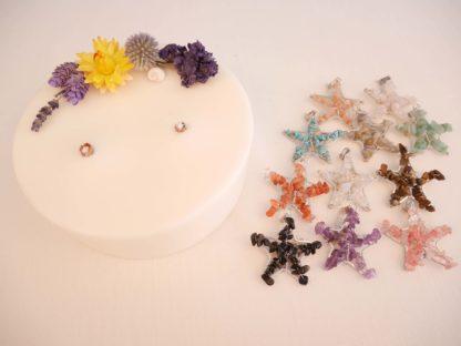 Bougie bijoux naturelle bio biodégradable
