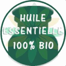bougie huile essentielle bio