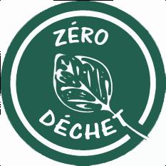 Bougie zéro déchet biodégradable